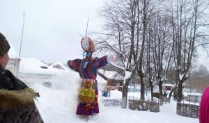 Масленица –древнеславянский праздник «проводов зимы»