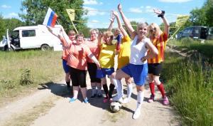 Спортивная команда «Оптимисты»