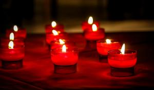 Light-petal-red-color-flame-darkness-candle-lighting-158926